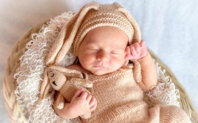 Adorable Newborn Photo Session